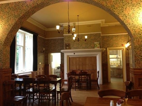 YHA Haworth: The Dining Hall
