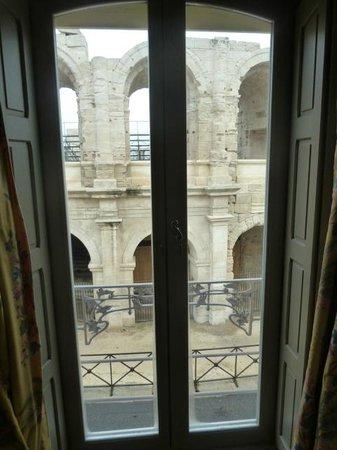 Hotel Spa Le Calendal: la vicinanza dell'anfiteatro