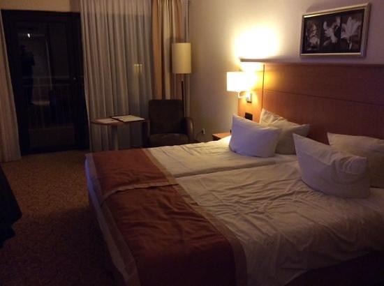 Leonardo Royal Hotel Baden-Baden: room 412