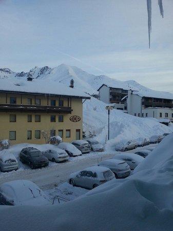 Hotel Cielo Blu: Il panorama dalla nostra camera