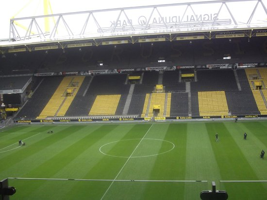 DJH Jugendgaestehaus Adolph Kolping: BVB home ground