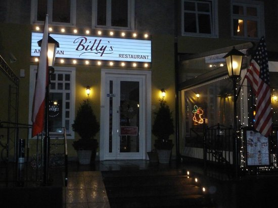 Picture of billy 39 s american restaurant gdansk for American cuisine restaurants