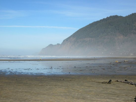 The Inn at Manzanita: Morning View