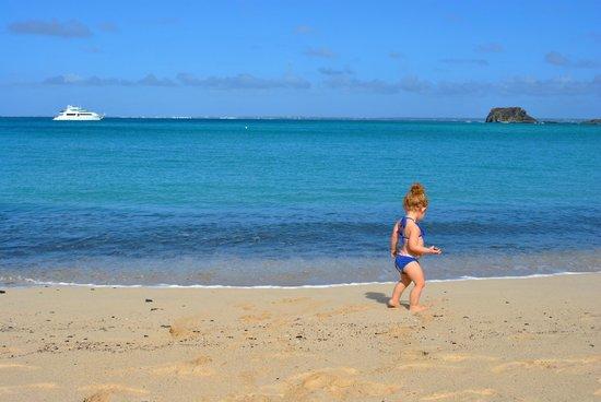 Grand Case Beach Club : beach