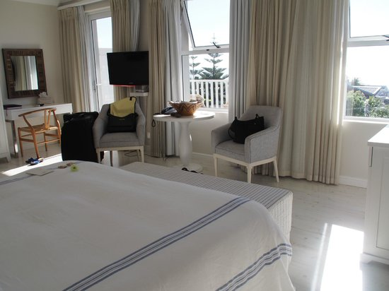 Sea Five Boutique Hotel: ocean suite
