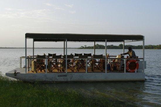 Siwandu : Safari bateau