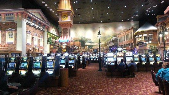 Caesars Atlantic City: jedno z kasyn w hotelu