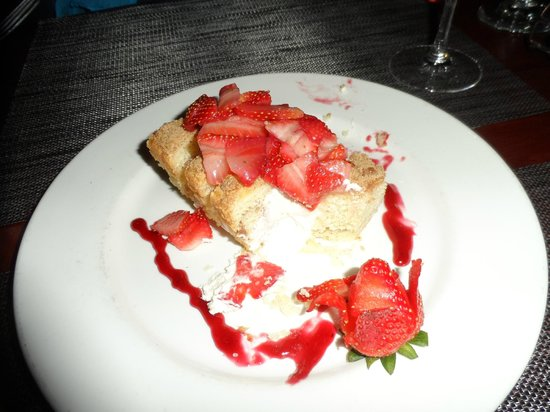 Metro: Strawberry Shortcake