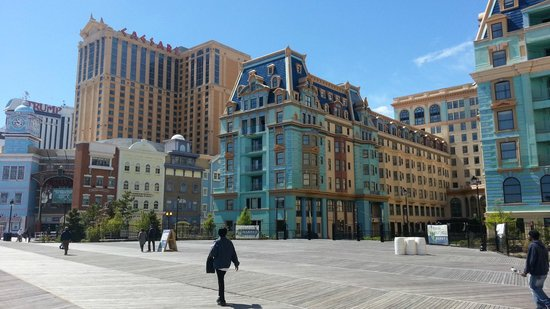 Caesars Atlantic City Hotel