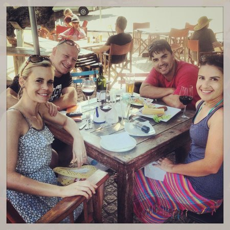 Dutchies : Lunch and tapas with friends