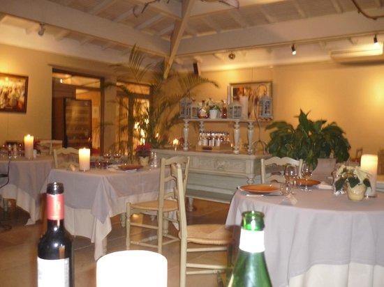 Le Clos de la Glycine : le restaurant  rien a dire tout est super repas service....