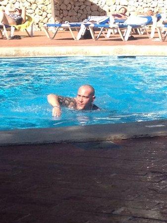 Hotel Cala Ferrera: Pool