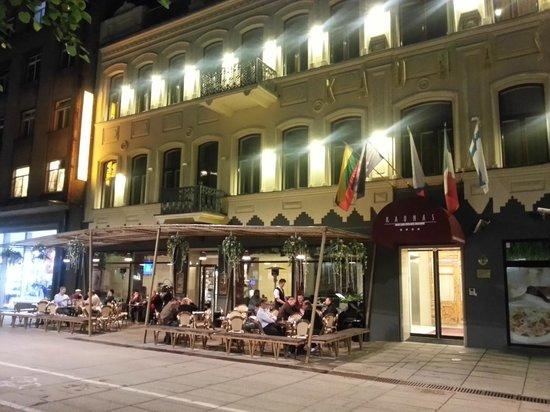 Kaunas Hotel : Отель