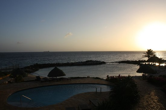 The Strand Curacao: The View @ Sunset