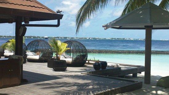 Kurumba Maldives : Vue