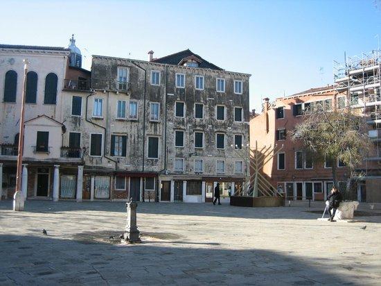 Venice with A Guide: Le Ghetto