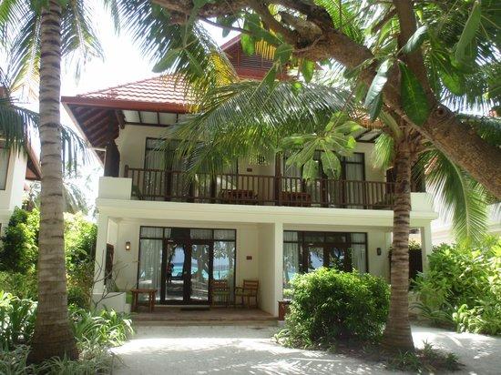 Kurumba Maldives : Chambres standard en bungalow de 4