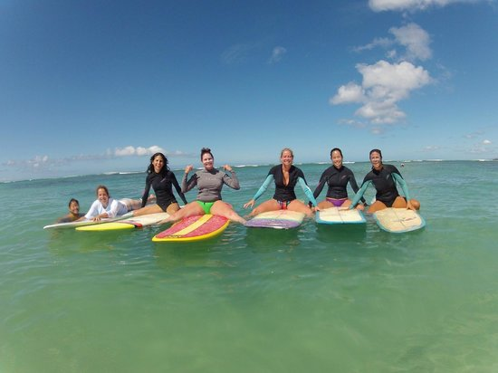 Kristy Murphy's Siren Surf Adventures: Oahu, Hawaii