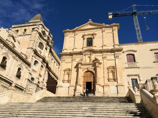 Late Baroque Towns of the Val di Noto : San Francesco