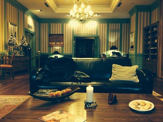 Marrol's Boutique Hotel Bratislava : Hall