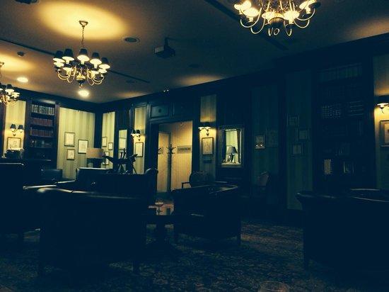 Marrol's Boutique Hotel Bratislava: Library room