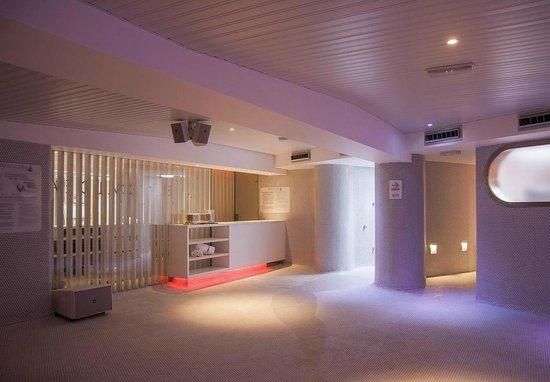 Benicaldea Thai Massage & Spa: recepcion spa