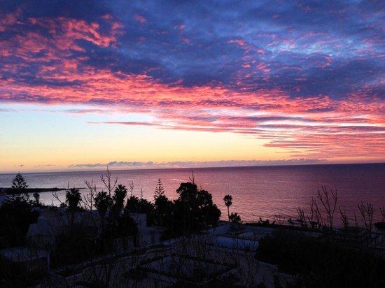 Royal Azur Thalasso Golf : sunrise from room