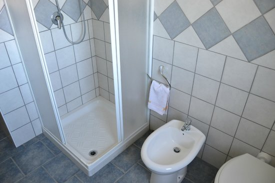 Bed and Breakfast Sciabega: Bagno