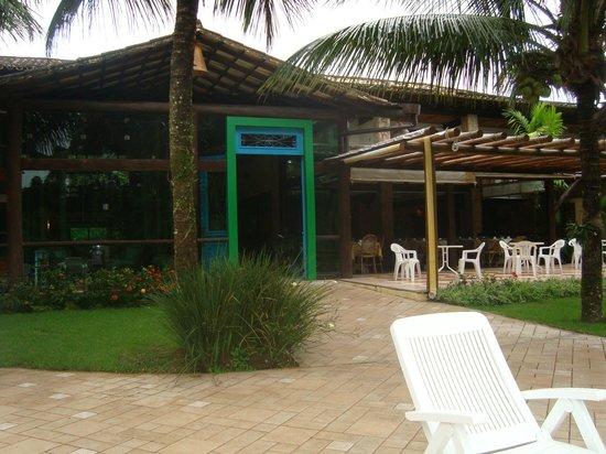 Pousada Aguas de Paratii: hall interno