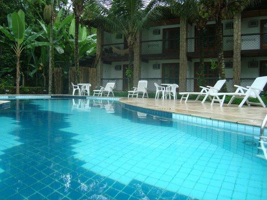 Pousada Aguas de Paratii: piscina