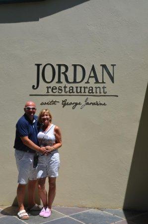 Jordan Wine Estate: Classy place!