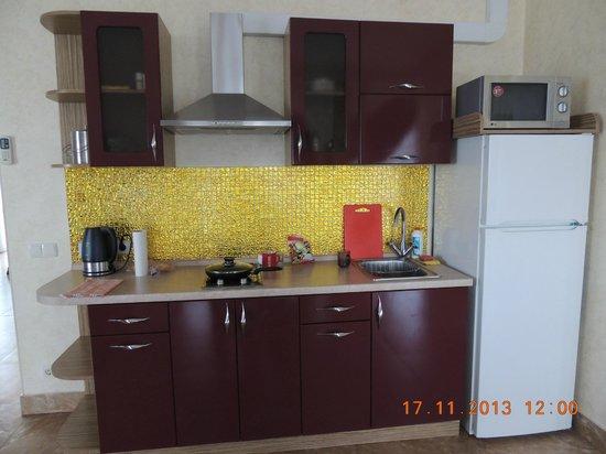 Katsiveli: кухня