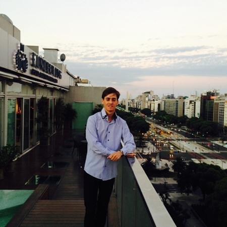 Eurobuilding Hotel Boutique Buenos Aires: Desde la terraza