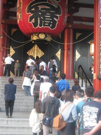 Hotel Asia Center of Japan : Asakusa Senso-ji Temple