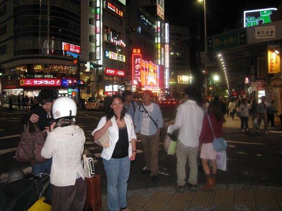 Hotel Asia Center of Japan : Shinjyku