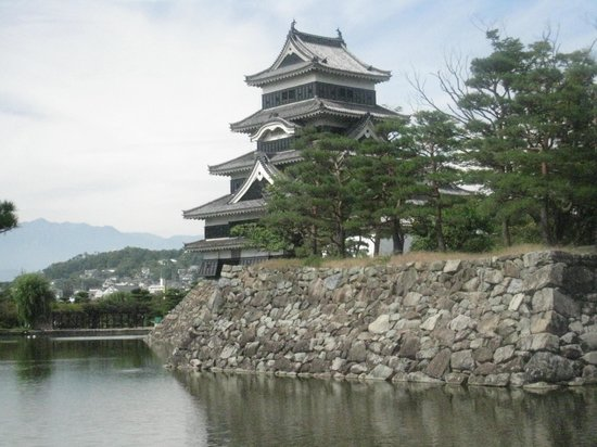 Hotel Asia Center of Japan : Masumoto's Castle