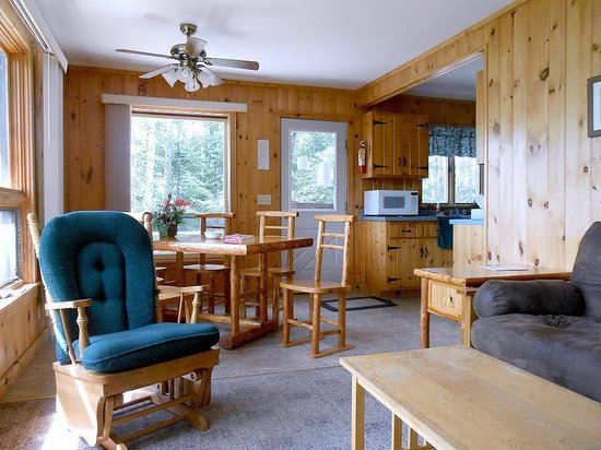 Elbow Lake Lodge: A Cabin