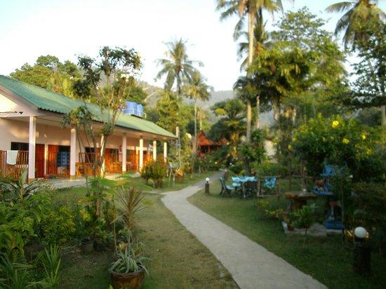 Sanook Sanang Resort: Normale Zimmer