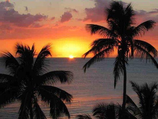 Hotel Colombus: Sunset