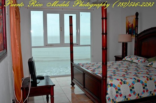 Hotel Colombus: Room 23 view