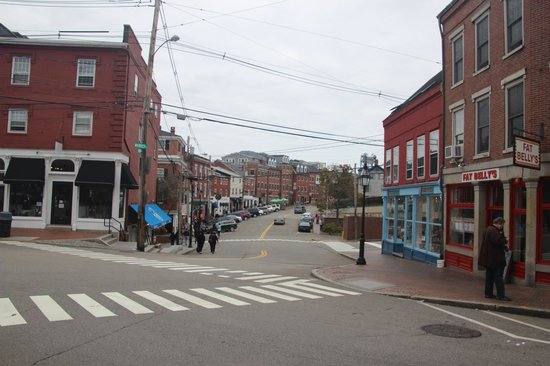 Market Square: Portsmouth, NH - Streets