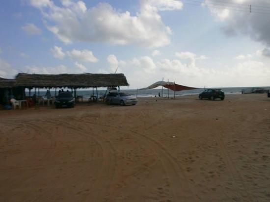 Акирас: praia do batoque