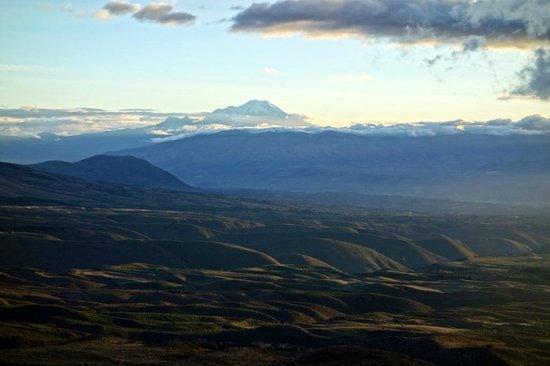Cotopaxi Cara Sur : Scenery (Chimborazo)