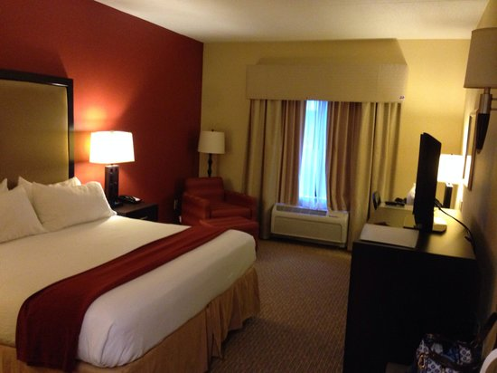 Holiday Inn Express Hotel & Suites Nashville - Opryland: King Room