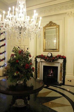 The Imperial Hotel: Festive Grandeur