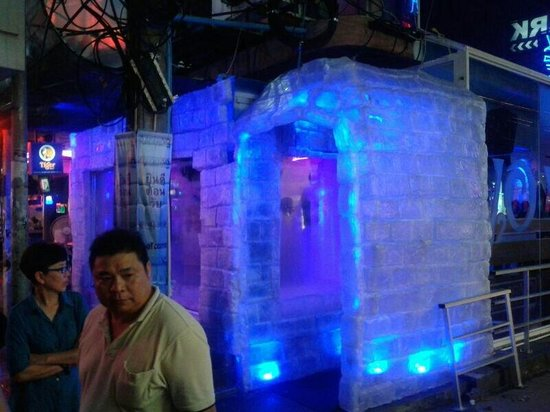 ICE BAR V2O Pattaya
