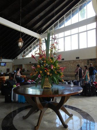 Grand Palladium Punta Cana Resort & Spa: Hotel Lobby