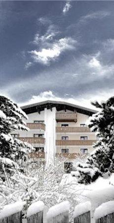 Hotel Garni Mössmer: Frontansicht