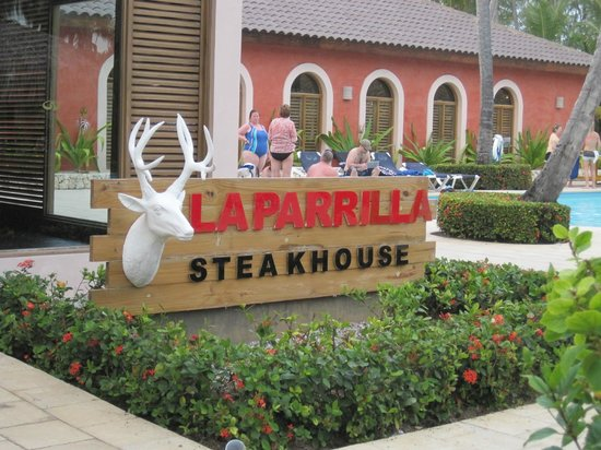 Grand Palladium Punta Cana Resort & Spa: Steakhouse