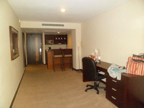 Tryp by Wyndham San Jose Sabana : Cómodas habitaciones